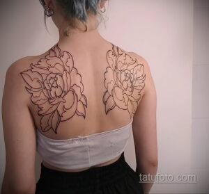 Фото интересного рисунка татуировки 04.04.2021 №006 - cool tattoo - tatufoto.com