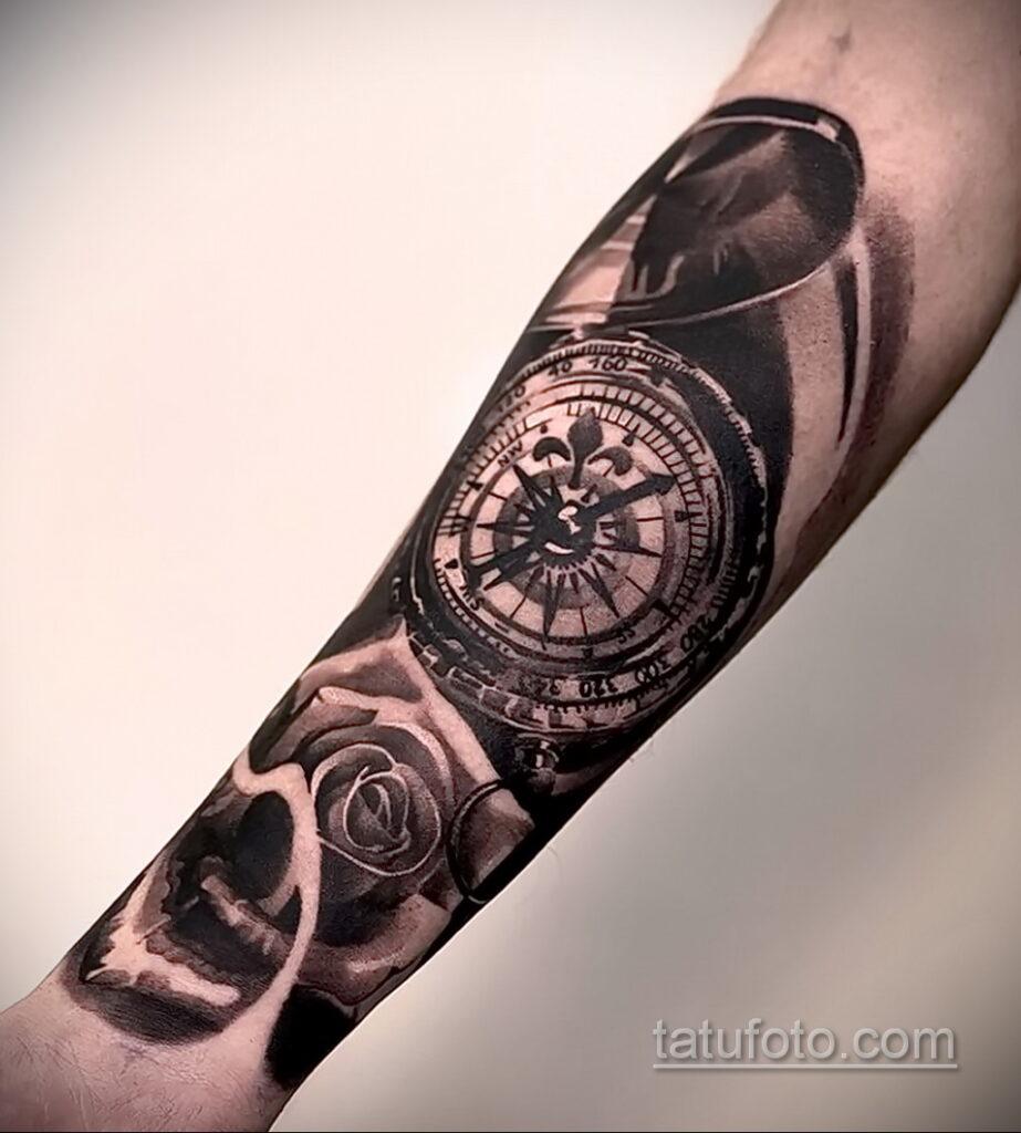 Фото интересного рисунка татуировки 04.04.2021 №237 - cool tattoo - tatufoto.com