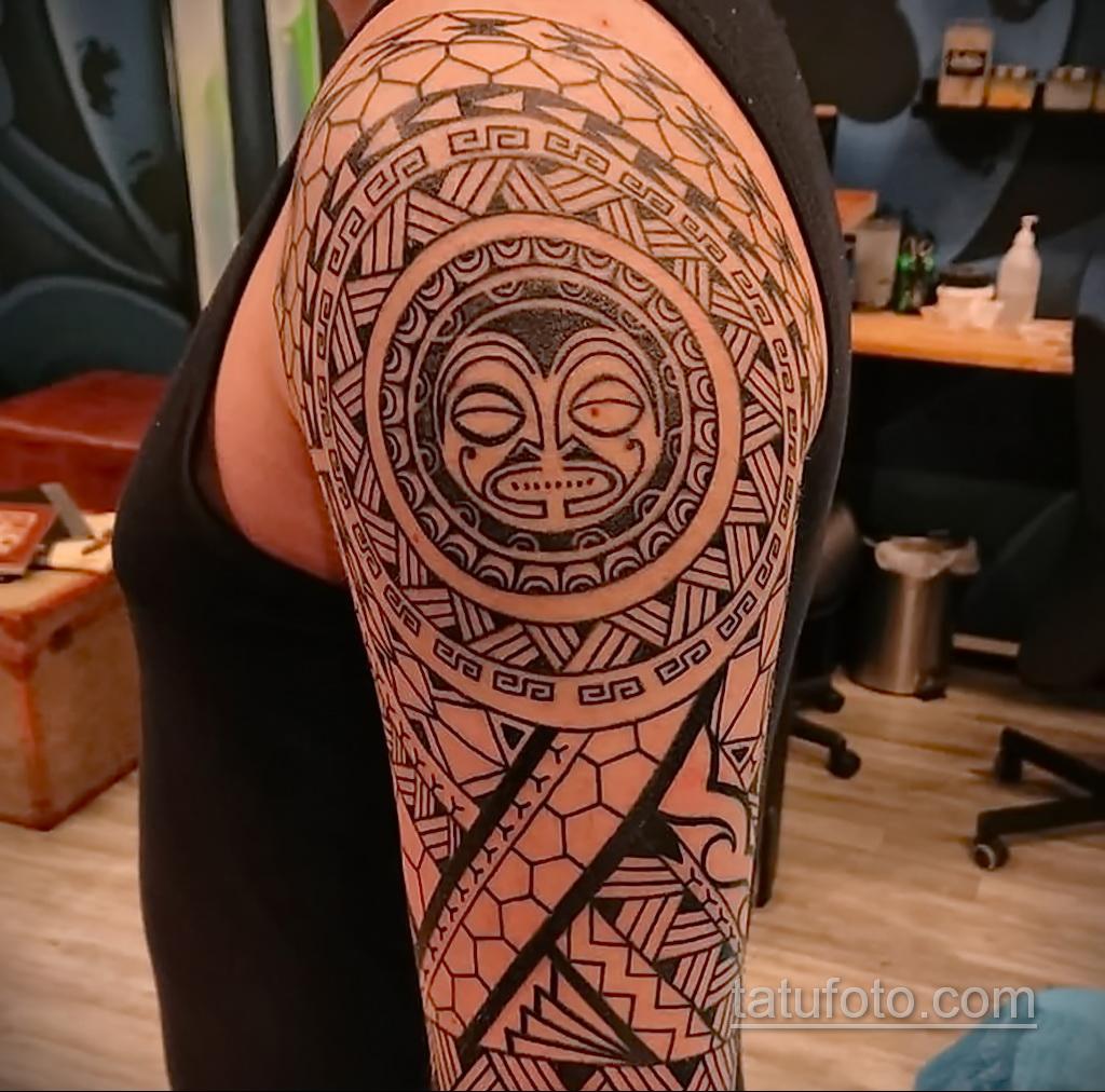 Фото интересного рисунка татуировки 04.04.2021 №250 - cool tattoo - tatufoto.com