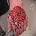 Фото интересного рисунка татуировки 04.04.2021 №256 - cool tattoo - tatufoto.com