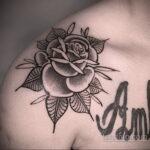 Фото интересного рисунка татуировки 04.04.2021 №258 - cool tattoo - tatufoto.com