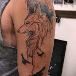 Фото интересного рисунка татуировки 04.04.2021 №259 - cool tattoo - tatufoto.com