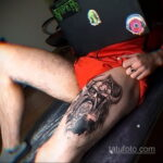 Фото интересного рисунка татуировки 04.04.2021 №262 - cool tattoo - tatufoto.com