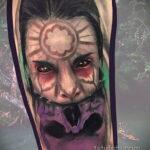 Фото интересного рисунка татуировки 04.04.2021 №266 - cool tattoo - tatufoto.com