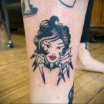 Фото интересного рисунка татуировки 04.04.2021 №270 - cool tattoo - tatufoto.com
