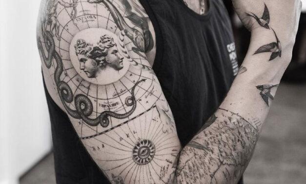 Гороскоп татуировок — советы астролога для всех Знаков Зодиака