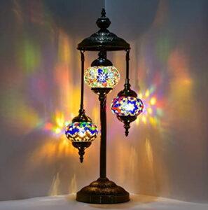 Витражные светильники ручной работы - фото 2