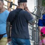 Брутальные тату рукава на руках у мужчины – Фото Уличная тату (street tattoo) № 13 – 27.06.2021 6