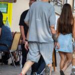 Тату волк на правой ноге девушки – Фото Уличная тату (street tattoo) № 13 – 27.06.2021 11