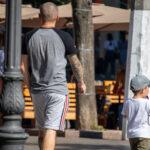 Тату глаз девушки и часы в рукаве на руке правой у парня – Фото Уличная тату (street tattoo) № 13 – 27.06.2021 6