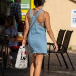 Тату круг с цветами и узорами на спине девушки – Фото Уличная тату (street tattoo) № 13 – 27.06.2021 1