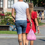 Тату морда собаки на левой ноге парня – Фото Уличная тату (street tattoo) № 13 – 27.06.2021 1
