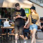 Тату на ногах и руках молодого парня – Фото Уличная тату (street tattoo) № 13 – 27.06.2021 1