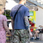 Тату паутина со скелетом на правой руке парня – Фото Уличная тату (street tattoo) № 13 – 27.06.2021 4