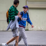 Тату с силуэтом баскетболиста в прыжке на ноге парня – Фото Уличная тату (street tattoo) № 13 – 27.06.2021 7