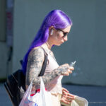 Тату с цветами на всю правую руку девушки – Фото Уличная тату (street tattoo) № 13 – 27.06.2021 3