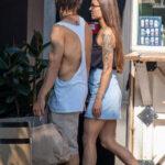 Тату тигр и розы на левом плече девушки – Фото Уличная тату (street tattoo) № 13 – 27.06.2021 7