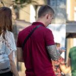 Тату узоры и геометрические узоры на правой руке у парня – Фото Уличная тату (street tattoo) № 13 – 27.06.2021 5