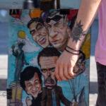Тату цветок розы на левом запястье молодого парня – Фото Уличная тату (street tattoo) № 13 – 27.06.2021 4