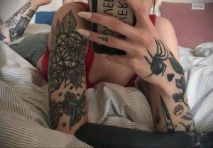 Фото интересной татуировки 02.06.2021 №019 - cool tattoo - tatufoto.com