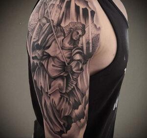 Фото интересной татуировки 02.06.2021 №033 - cool tattoo - tatufoto.com