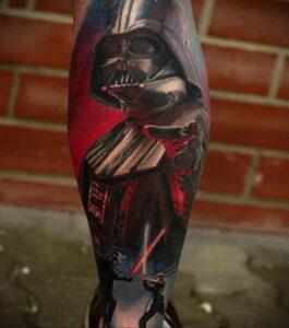 Фото интересной татуировки 02.06.2021 №043 - cool tattoo - tatufoto.com