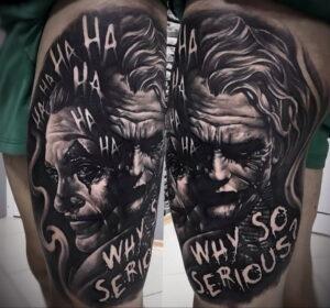 Фото интересной татуировки 02.06.2021 №051 - cool tattoo - tatufoto.com