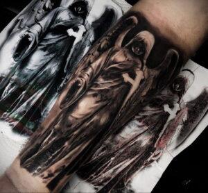 Фото интересной татуировки 02.06.2021 №053 - cool tattoo - tatufoto.com