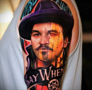 Фото интересной татуировки 02.06.2021 №059 - cool tattoo - tatufoto.com