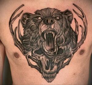 Фото интересной татуировки 02.06.2021 №069 - cool tattoo - tatufoto.com