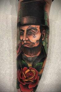 Фото интересной татуировки 02.06.2021 №081 - cool tattoo - tatufoto.com