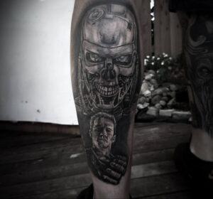 Фото интересной татуировки 02.06.2021 №087 - cool tattoo - tatufoto.com