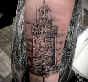 Фото интересной татуировки 02.06.2021 №095 - cool tattoo - tatufoto.com