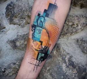 Фото интересной татуировки 02.06.2021 №098 - cool tattoo - tatufoto.com