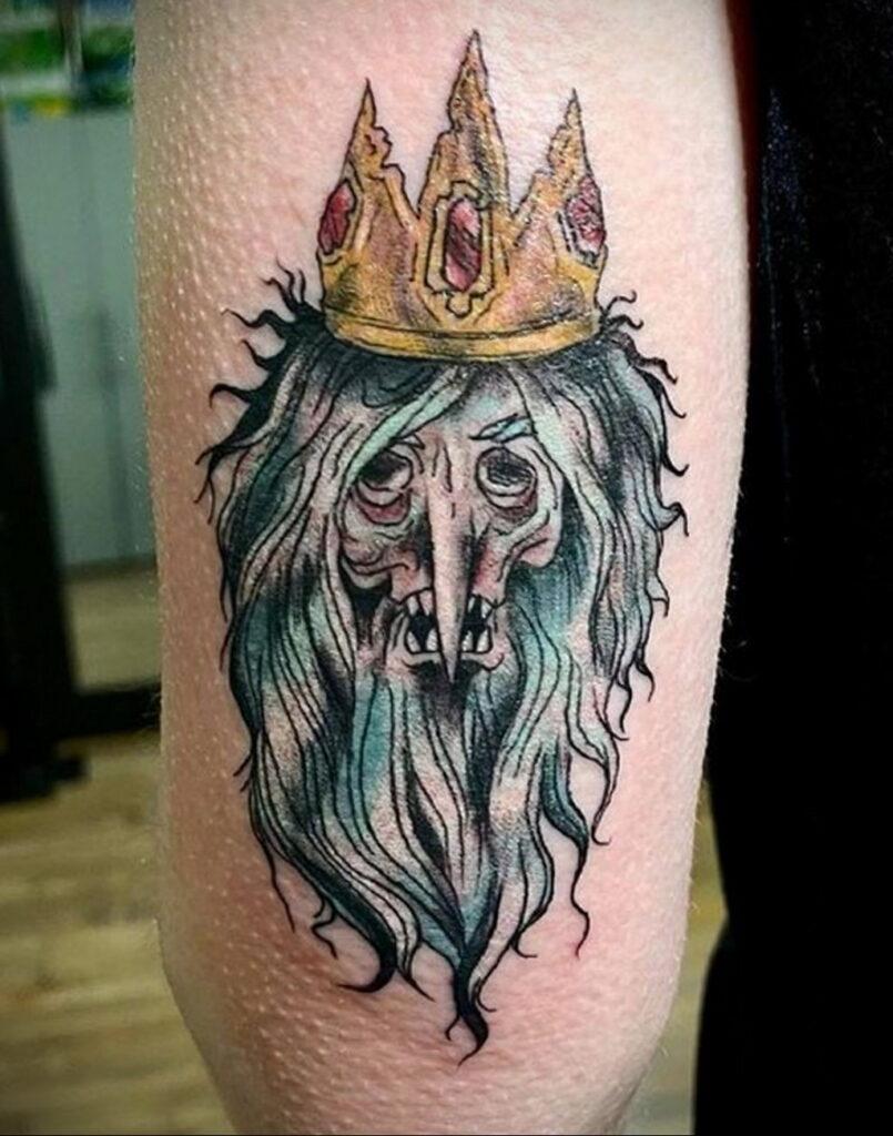 Фото интересной татуировки 02.06.2021 №101 - cool tattoo - tatufoto.com