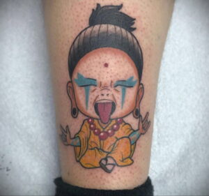 Фото интересной татуировки 02.06.2021 №111 - cool tattoo - tatufoto.com