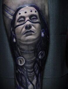 Фото интересной татуировки 02.06.2021 №116 - cool tattoo - tatufoto.com