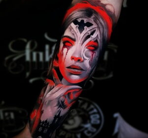 Фото интересной татуировки 02.06.2021 №119 - cool tattoo - tatufoto.com