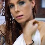 Фото Принятие душа с татуировкой 04.07.2021 №092 -Showering with a tattoo- tatufoto.com