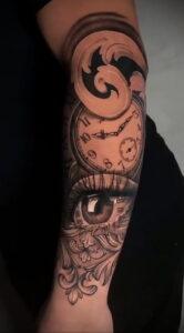 Фото рисунка татуировки 03.03.2021 №023 - tattoo drawing - tatufoto.com