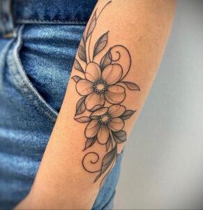 Фото рисунка татуировки 03.03.2021 №027 - tattoo drawing - tatufoto.com