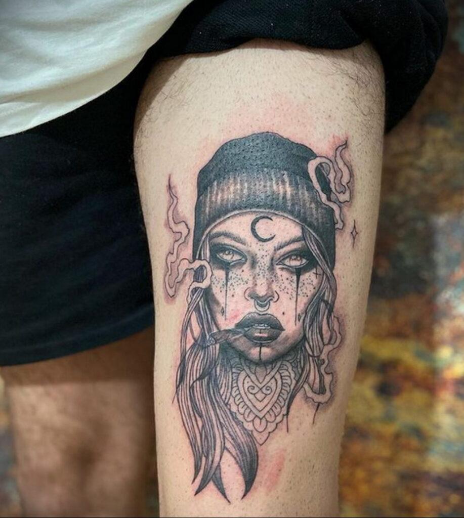 Фото рисунка татуировки 03.03.2021 №039 - tattoo drawing - tatufoto.com