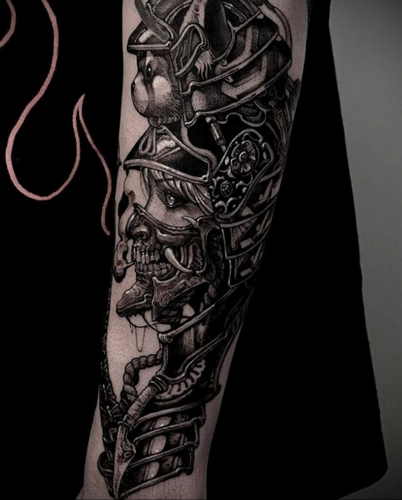 Фото рисунка татуировки 03.03.2021 №050 - tattoo drawing - tatufoto.com