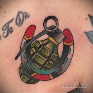 Фото рисунока тату с подковой 22.07.2021 №002 - drawing tattoo horseshoe - tatufoto.com