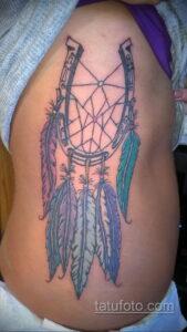 Фото рисунока тату с подковой 22.07.2021 №060 - drawing tattoo horseshoe - tatufoto.com