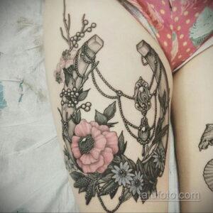 Фото рисунока тату с подковой 22.07.2021 №109 - drawing tattoo horseshoe - tatufoto.com