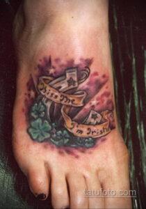 Фото рисунока тату с подковой 22.07.2021 №189 - drawing tattoo horseshoe - tatufoto.com