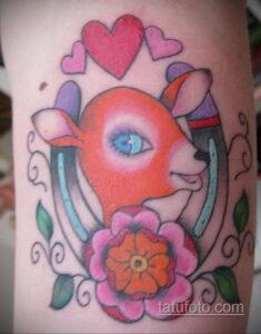 Фото рисунока тату с подковой 22.07.2021 №192 - drawing tattoo horseshoe - tatufoto.com