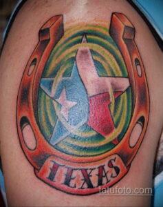 Фото рисунока тату с подковой 22.07.2021 №202 - drawing tattoo horseshoe - tatufoto.com