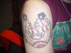 Фото рисунока тату с подковой 22.07.2021 №245 - drawing tattoo horseshoe - tatufoto.com